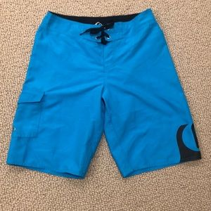 Quicksilver swim trunk in blue